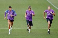 Fábio Coentrão de volta aos convocados do Real Madrid