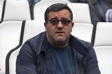 Mino Raiola ganhou 27 milhões com a transferência de Pogba
