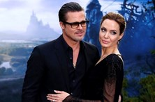 Angelina e Brad juntos no Camboja