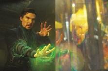 Feiticeiro da Marvel chega ao grande ecrã