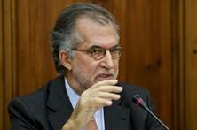 """António Domingues afirma que não partilhou sms's """"com ninguém"""""""