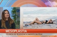 Helena Coelho rende-se à mesoplastia