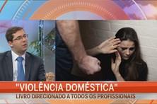 Livro 'Violência Doméstica'