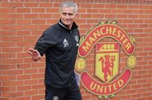 José Mourinho tem saudades da família