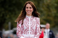 Kate Middleton defende noiva do príncipe Harry