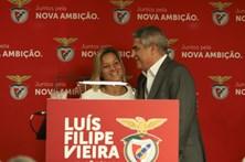 """Telma Monteiro promete conquista de """"muitos títulos"""""""