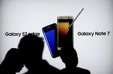 Lucros da Samsung caem 30% devido a crise com Galaxy Note 7