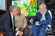 Fidel agradece a Marcelo oposição ao embargo económico a Cuba