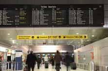 """Situação """"normal"""" nos aeroportos em dia de greve dos vigilantes"""