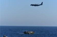Portugal entra em 2017 na missão da NATO no Mediterrâneo central