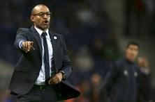 Treinador do FC Porto garante que não há euforias