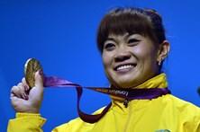 Três halterofilistas perdem medalhas por doping