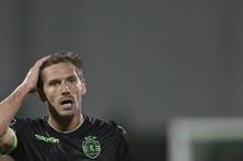 Sporting continua com cinco baixas no plantel