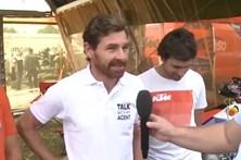 André Vilas Boas na Baja Portalegre 500
