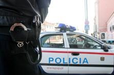 Homem detido por agressão a agente da PSP