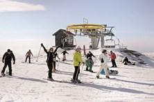Serra da Estrela prepara festa para receber neve