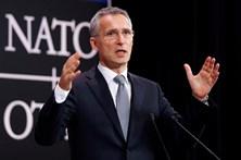 """NATO não quer """"uma nova Guerra Fria com a Rússia"""""""