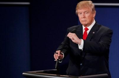 Trump diz que se tem de afastar os barões da droga dos EUA