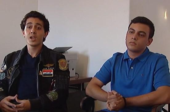 Iraque já respondeu sobre imunidade diplomática de gémeos agressores