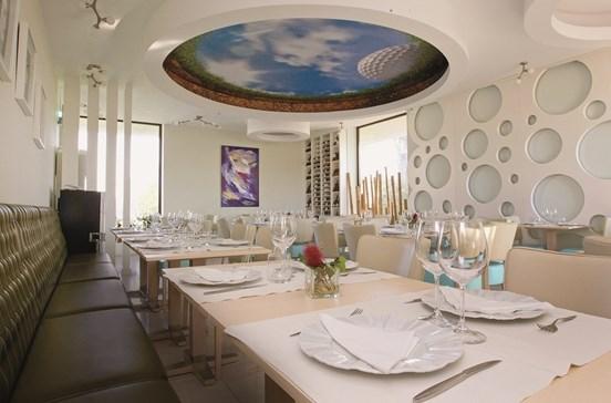 Campo de Golfe em Lisboa serve cozinha japonesa