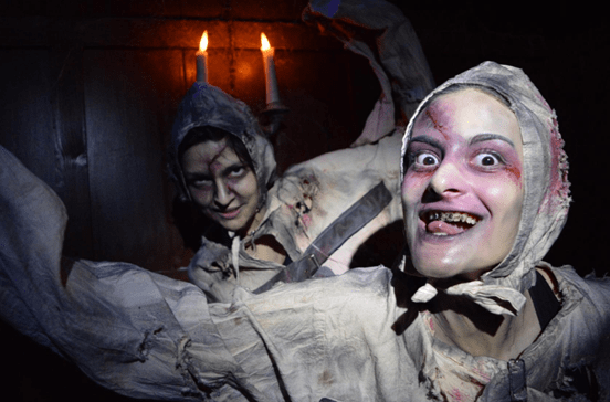 Labirinto Lisboa promete Halloween assustador
