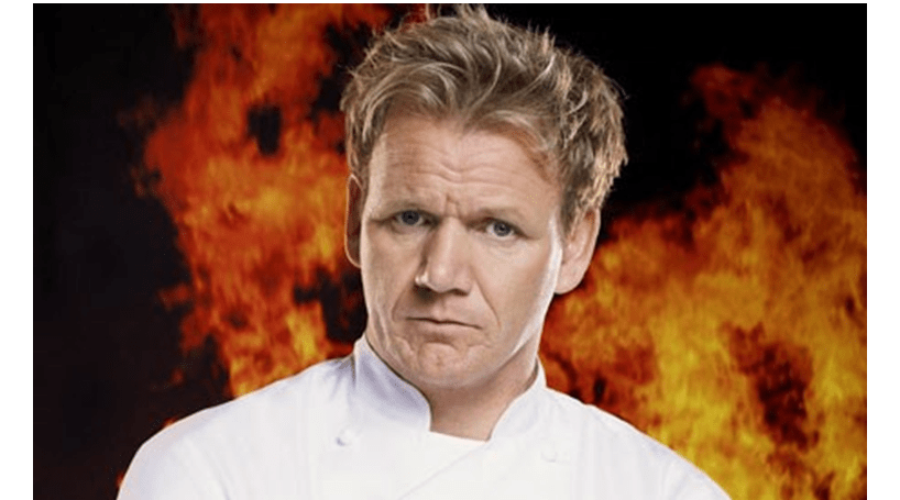 Gordon Ramsay compra carro exclusivo