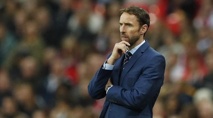 Gareth Southgate será selecionador inglês a título definitivo