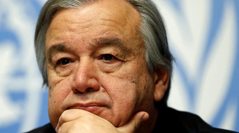Guterres vai receber Prémio Direitos Humanos