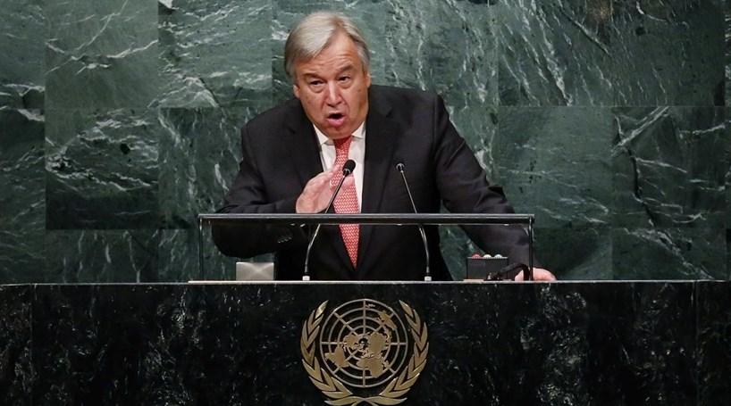"""Guterres em primeiro encontro na ONU para """"ouvir e aprender"""""""