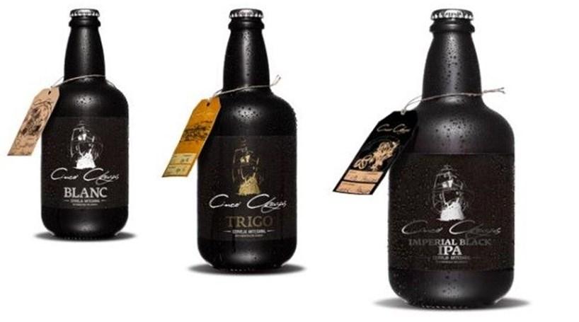 Cerveja portuguesa vence ouro em prova internacional