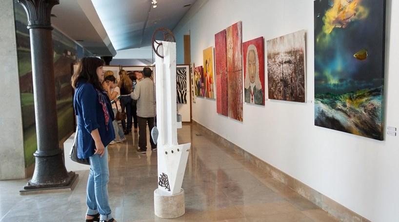 Bienal das Artes abre portas com 321 obras em exposição