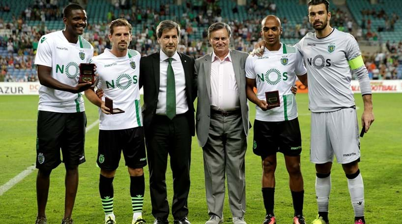 Euro dá 1,1 milhões ao Sporting