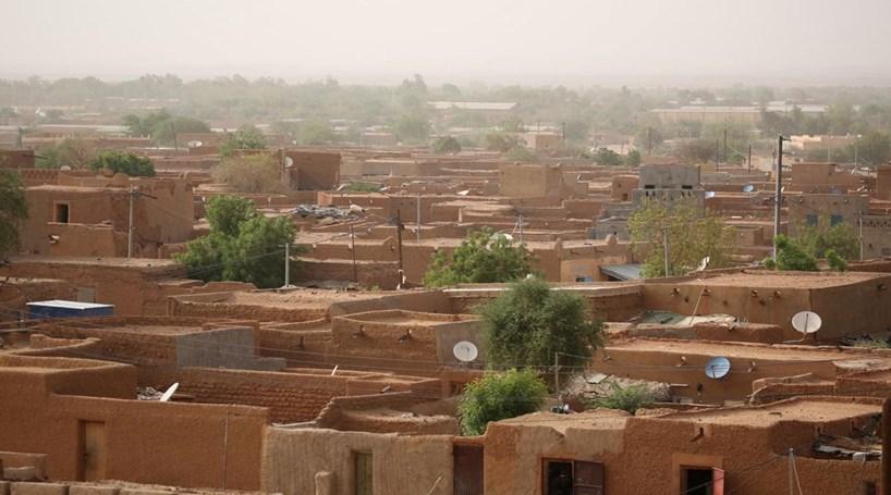 Trabalhador de ONG sequestrado no Níger
