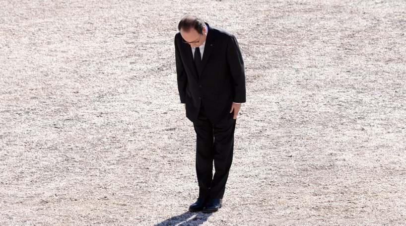 Presidente francês homenageia vítimas dos atentados de Nice
