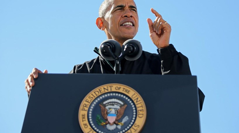 "Obama felicita ""ambicioso"" acordo para eliminar os hidroflurocarbonetos"