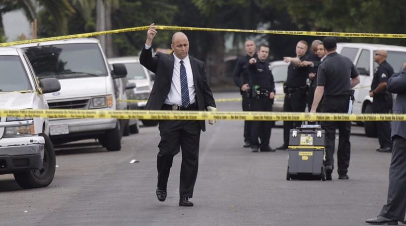 Três mortos num tiroteio em Los Angeles