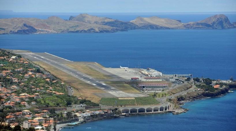 Oito voos desviados do aeroporto da Madeira