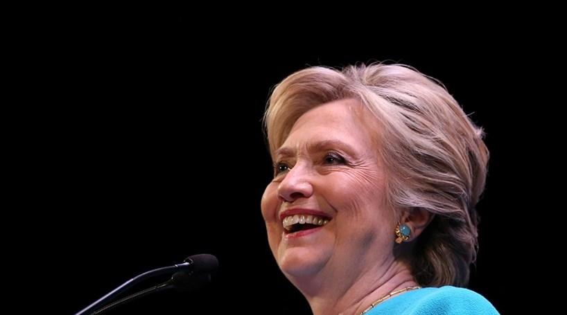 Hillary Clinton reforça vantagem face a Donald Trump