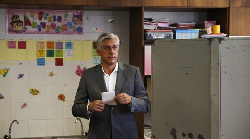 PSD assume derrota eleitoral nos Açores