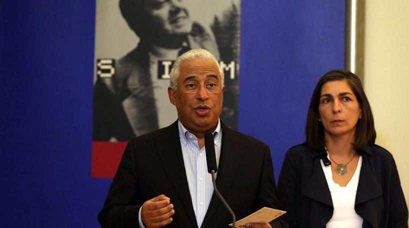 António Costa enaltece vitória nos Açores