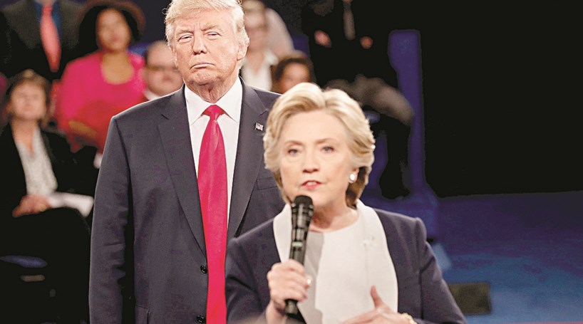 Trump acusa Hillary de ter tomado drogas