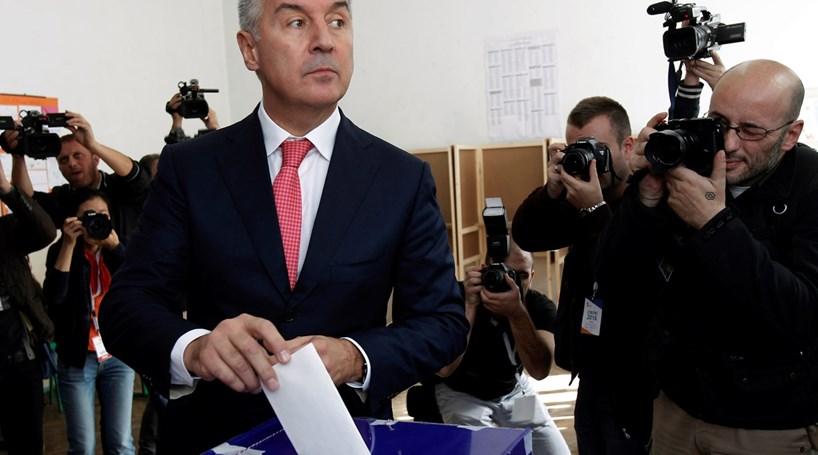 Eleições marcadas por plano terrorista