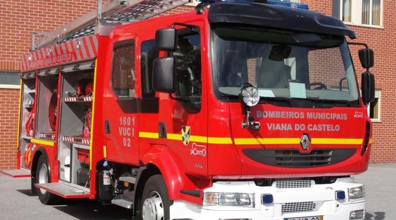 Bombeiro de Viana do Castelo agredido por colega