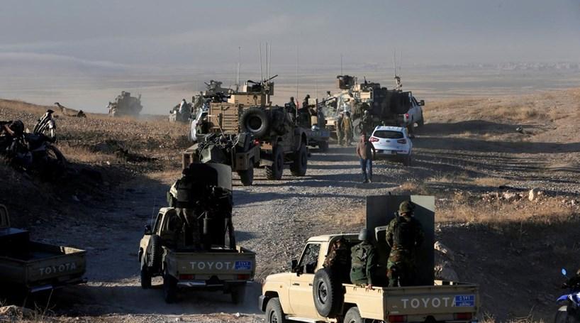 Operação para reconquista de Mossul ao Daesh em marcha
