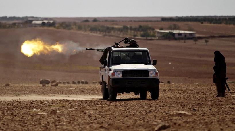 Forças síriasrecuperam controlo de Maardes e Alexandria