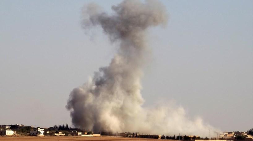 Bombardeamentos contra Alepo suspensos 48 horas