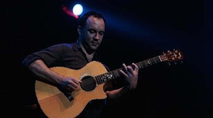 Digressão acústica de Dave Matthews passa por Portugal