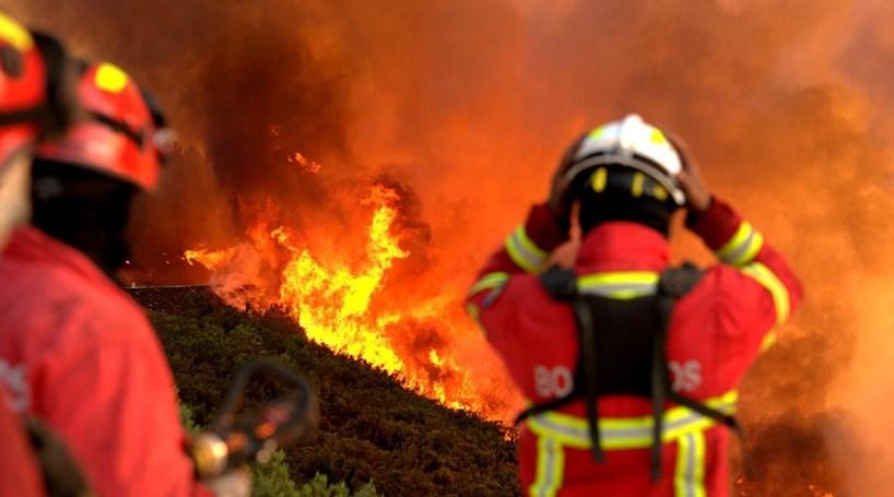 Fogo em Monchique dado como dominado