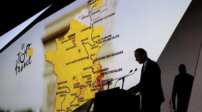 Percurso da Volta a França 2017 apresentado
