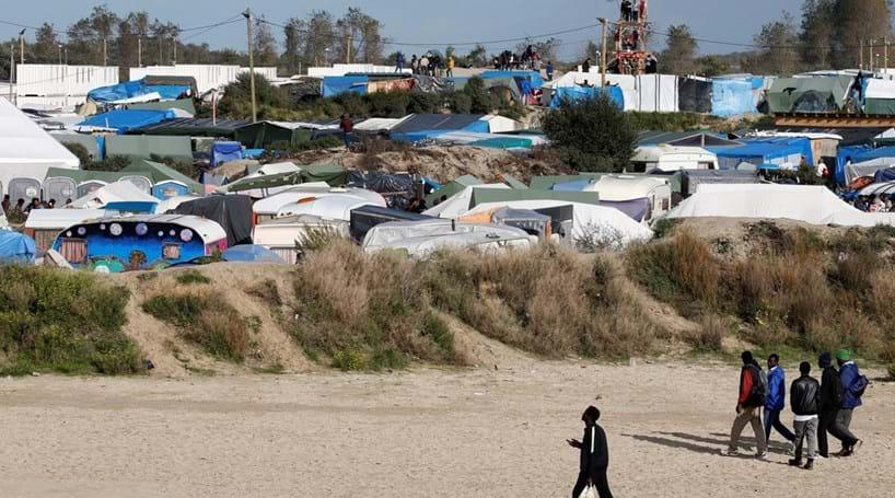 Justiça francesa autoriza desmantelamento do campo de Calais